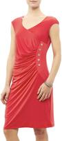 Bali Poppy Dress
