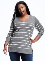 Old Navy Relaxed Plus-Size V-Neck Tunic