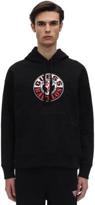 GUESS Babylon Cotton Jersey Sweatshirt Hoodie