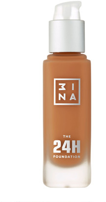 3INA The 24H Foundation 30Ml 651 Almond