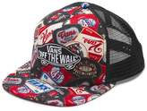 Vans Off The Wall Classic Patch Snapback Hat Cap
