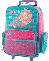 Stephen Joseph Toddler Girls' Classic Rolling Luggage