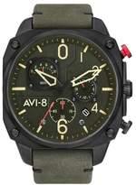 AVI-8 Hawker Hunter Ionic Plating - Black Watch Av-4052