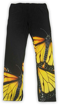 Urban Smalls Black Monarch Leggings - Toddler & Girls