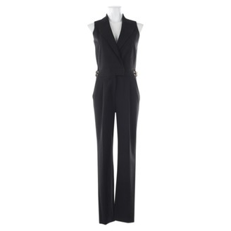 Michael Kors Black Synthetic Jumpsuits