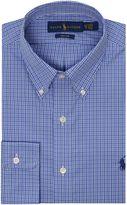 Polo Ralph Lauren Men's Custom Fit Blue Check Shirt