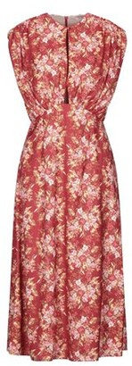 Emilia Wickstead 3/4 length dress