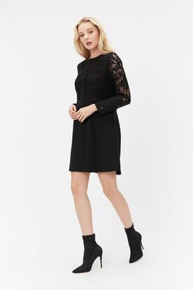 Coast Lace Patch Pocket Dress