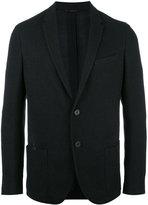 Fendi classic blazer - men - Silk/Polyamide/Acetate/Wool - 50