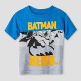 DC Comics Baby Boys' Batman Colorblock T-Shirt DC Comics®; - Blue