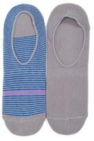 Lorenzo Uomo Men's No-Show Socks