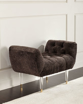 Ambella Margulies Tufted Bench