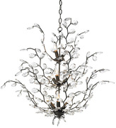 Anneli Crystal Chandelier in Custom Colors