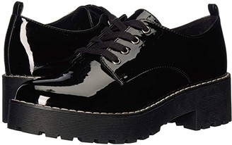 Chinese Laundry Melodies (Black Patent) Women's Lace up casual Shoes