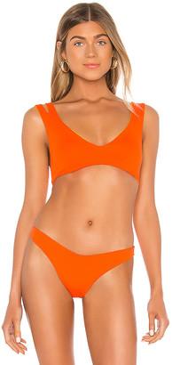L-Space One Wave Reversible Bikini Top