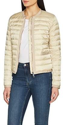 ADD Women's Little Down Jacket, Off-X-Small