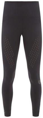 adidas by Stella McCartney Truepurpose High-rise Technical Leggings - Black