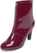ELOQUII Plus Size Zip Front Boot