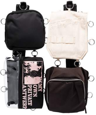 Raf Simons x Eastpak Antwerp multi-backpack