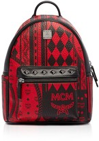 MCM Small Stark Baroque Backpack