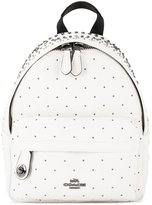 Coach mini Campus backpack - women - Calf Leather - One Size