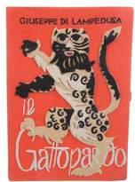 Olympia Le-Tan Il Gattopardo Book Clutch