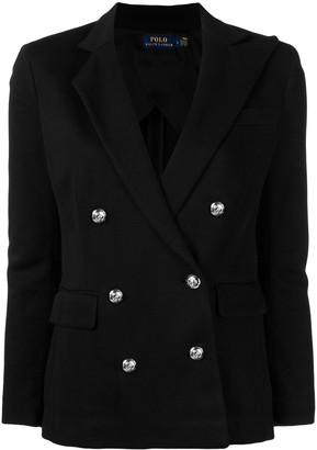 Polo Ralph Lauren Double-Breasted Blazer