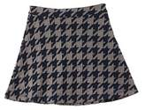 Brooks Brothers Girls' Houndstooth Skirt.