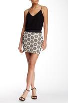 Endless Rose Embroidered Mini Skirt