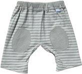 I Play Brights Organic Yoga Pants (Baby) - Grey-3-6 Months