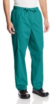 Cherokee Workwear Scrubs Men's Big-Tall Stretch Utility Pant