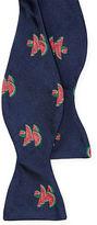 Polo Ralph Lauren Watermelon Silk Repp Bow Tie