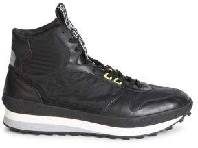 Givenchy TR3 High-Top Runner Sneakers