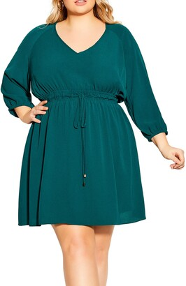 City Chic Desire Tunic