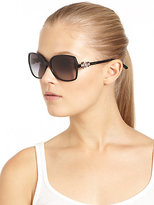 Bulgari BVLGARI Oversized Square Sunglasses