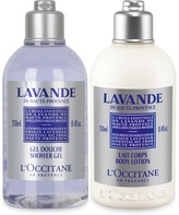 Lavender Bath & Body Duo
