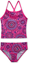 Kanu Surf 2-Pc. Melanie Starburst-Print Tankini Swimsuit, Big Girls (7-16)