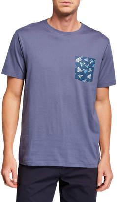 Original Penguin Penguin Men's Short-Sleeve Sneaker-Pocket T-Shirt
