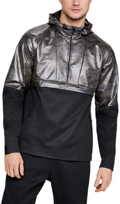 Under Armour Men's UA Hybrid Anorak Windbreaker