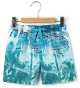 La Redoute Collections Photo Print Swim Shorts, 3 - 12 Years