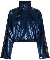 adidas x Anna Isoniemi sequinned track jacket
