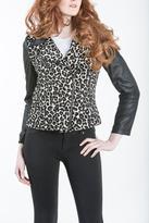 Insight Cheetah Print Jacket