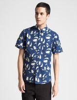 De-Luxe DELUXE Navy Marina Shirt