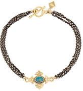 Armenta Opal & Diamond Charm Bracelet