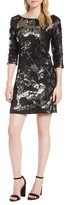 Trouve Women's Sequin Minidress