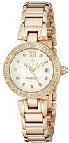 Invicta Women's 15871 Angel Analog Display Swiss Quartz Rose Gold Watch