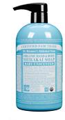 Dr. Bronner's Organic Shikakai Baby Unscented Hand & Body Soap 710ml
