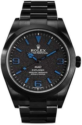 Rolex Mad Paris Explorer 39mm