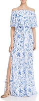 Show Me Your Mumu Hacienda Off-the-Shoulder Maxi Dress - 100% Exclusive