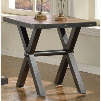 Nikita End Table 17 Stories
